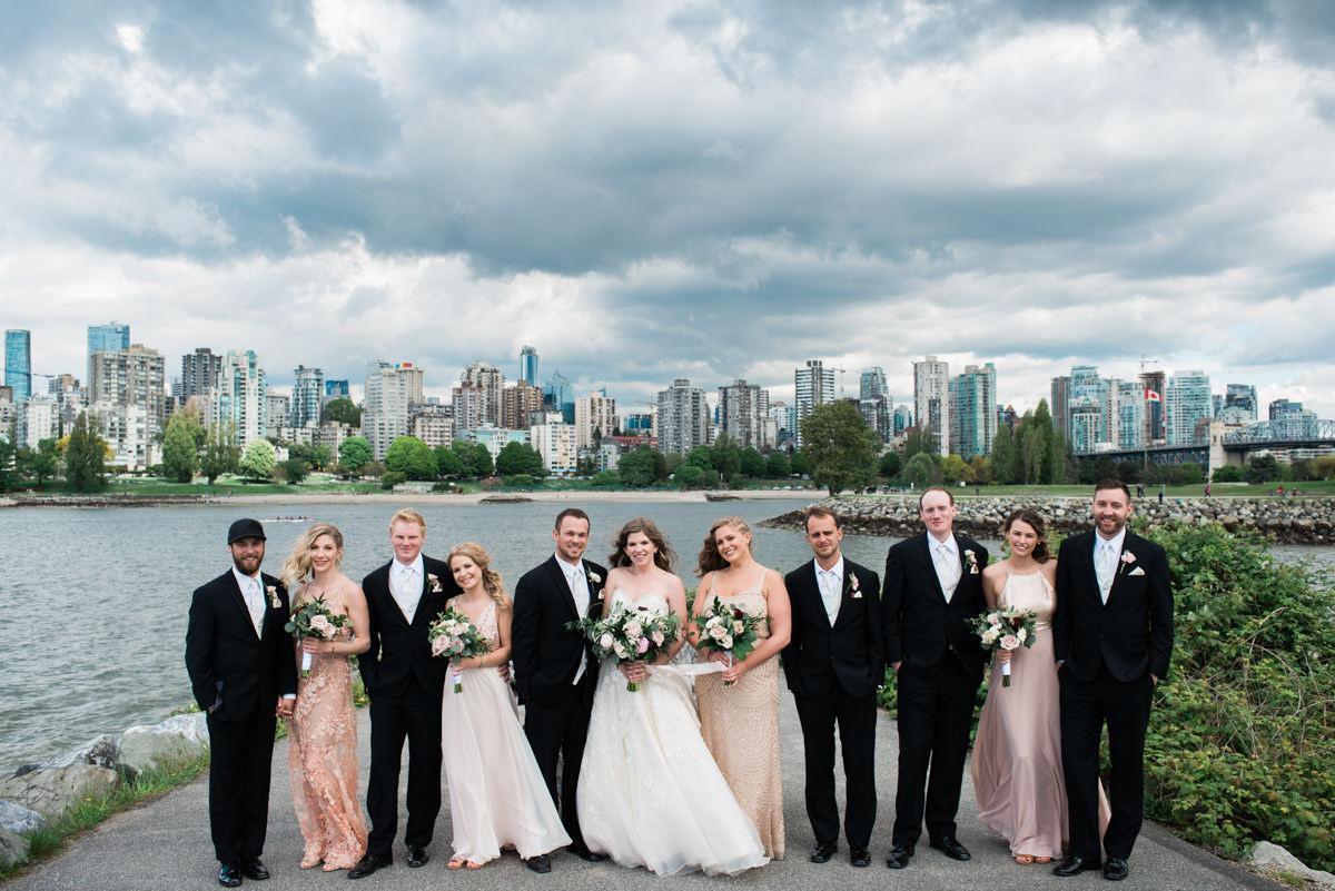 Cecil Green Park House wedding