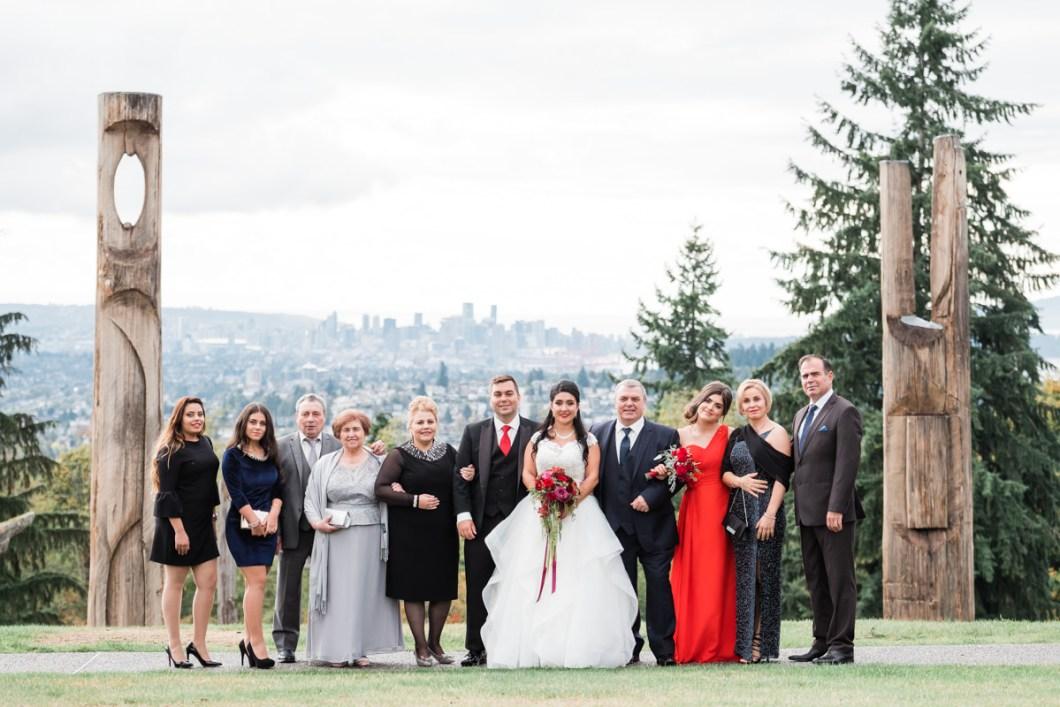 burnaby mountain family photos