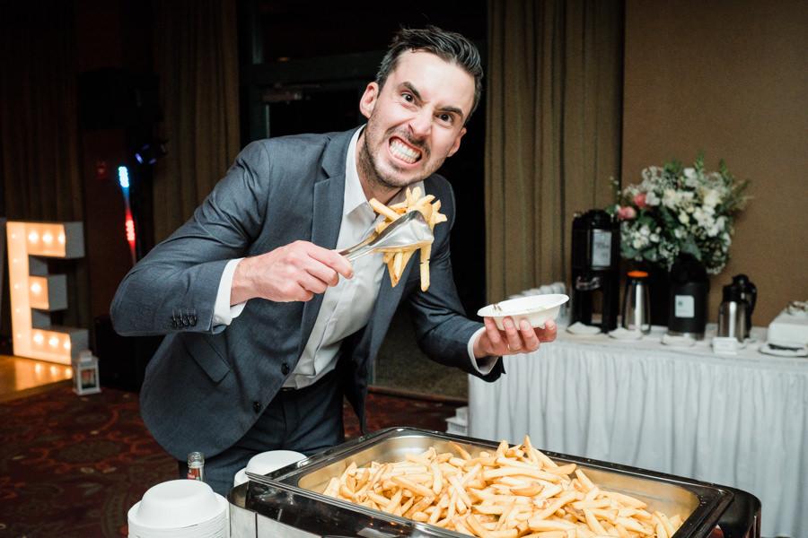 Candid wedding photographers Vancouver