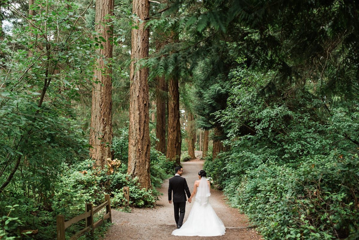 Lighthouse Park wedding photos