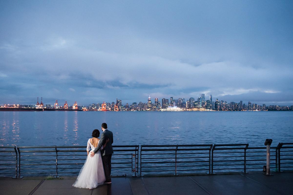 Pipe Shop wedding in North Vancouver