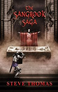 The Sangrook Saga by Steve Thomas