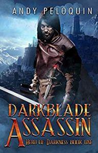 darkblade assassin by andy peloquin