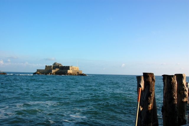 Inselfestung vor Saint Malo