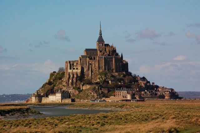 Mont Saint Michel . . .
