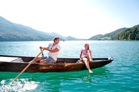 . . . Boot fahren und . . .