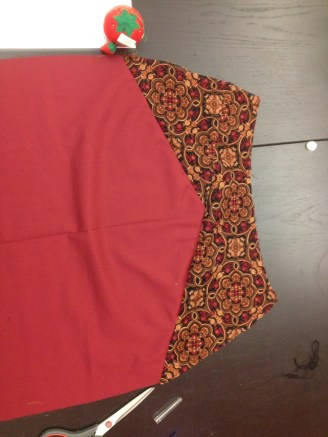 Sewing: Skirt Front A