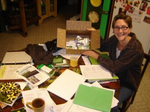 Vivian Larson, Seattle Wholesale Growers Market