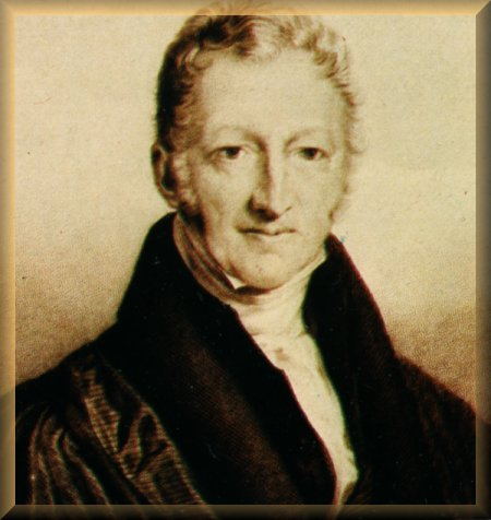 Sir Thomas Robert Malthus