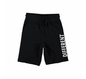 Aliases Black shorts-SHORTS-Molo-116-6 yrs-jellyfishkids.com.cy