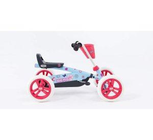 Berg Buzzy Nitro Bloom (NEW)-pedal car-Berg-jellyfishkids.com.cy