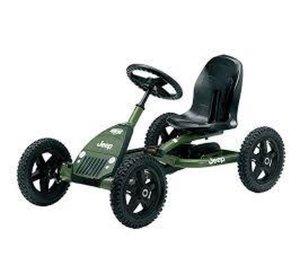 Berg - Jeep Junior Pedal Go-Kart-pedal car-Berg-jellyfishkids.com.cy