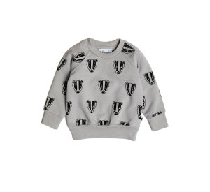 Boris the Badger Sweatshirt-Jumper-Tobias & Bear-4/5 yrs-jellyfishkids.com.cy