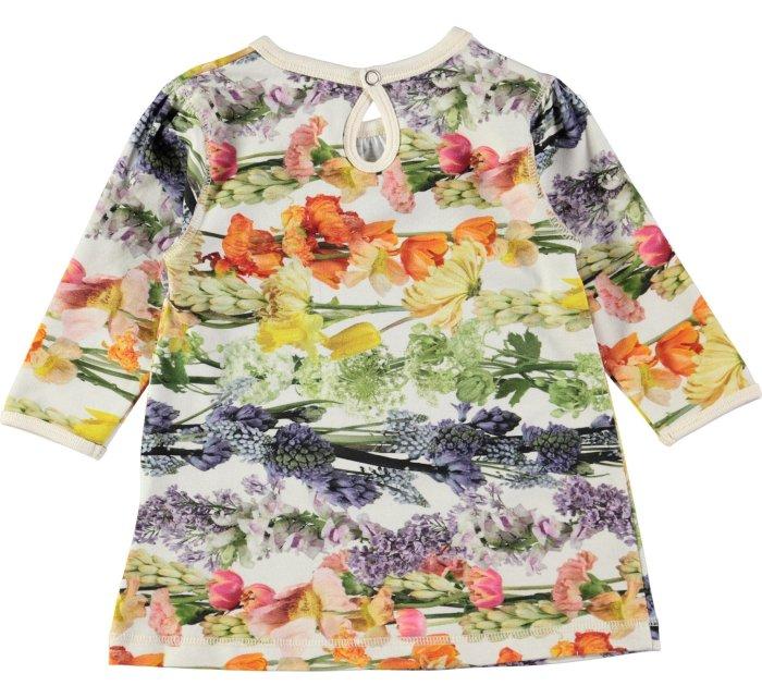 Caroline - Rainbow bloom Dress-DRESS-Molo-74-9 mths-jellyfishkids.com.cy