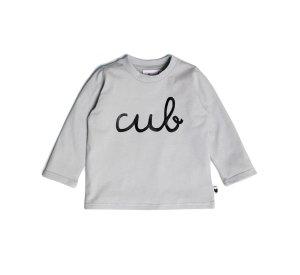 Cub Long Sleeve Tee-T-SHIRT-Tobias & Bear-18/24-jellyfishkids.com.cy