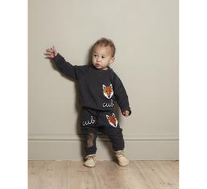 Icons cub badge Sweatshirt-Jumper-Tobias & Bear-2/3 yrs-jellyfishkids.com.cy
