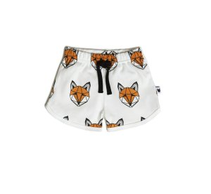 Just call me Fox Shorts-SHORTS-Tobias and the Bear-6-9 mths-jellyfishkids.com.cy