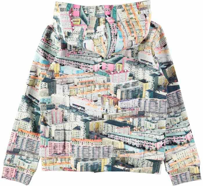 Mai Pastel City Hoodie/Jacket-GIRLS JACKET-MOLO-104 - 4 yrs-jellyfishkids.com.cy