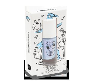 Nailmatic MERLIN Water-based nail polish for kids-Nailpolish-Nailmatic-jellyfishkids.com.cy