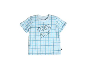 Pool Boy Tee-T-SHIRT-Tobias and the Bear-4-5 yrs-jellyfishkids.com.cy