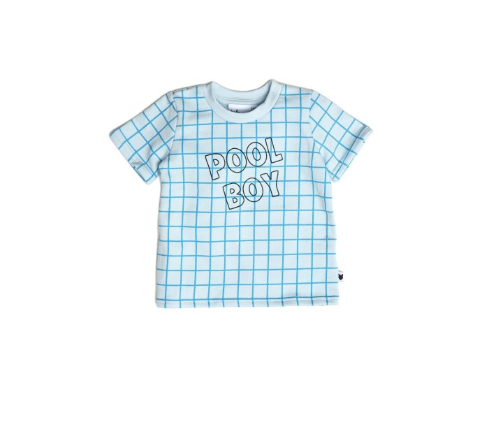 Pool Boy Tee-T-SHIRT-Tobias and the Bear-4-5 yrs-jellyfishkids.com.cy