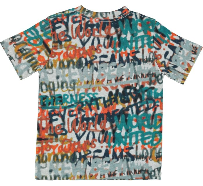 Rezin - World Tags-T-SHIRT-MOLO-104-4 YRS-jellyfishkids.com.cy