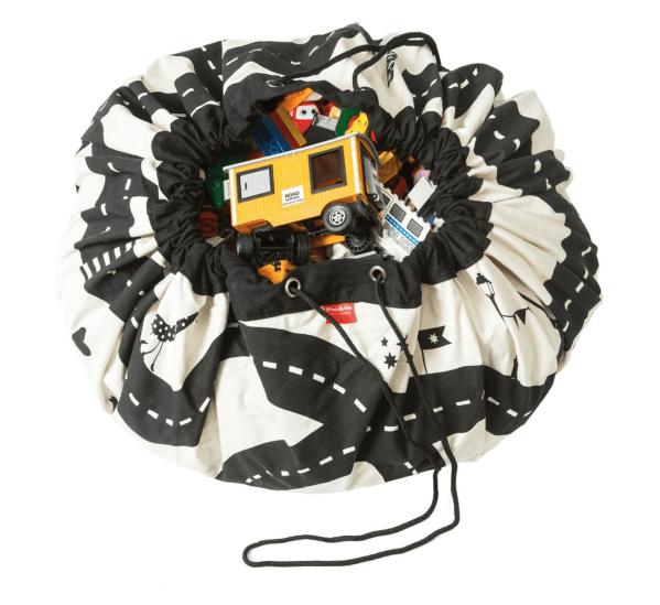 Road Map - Toy Storage Bag-Storage Bag-Play&Go-jellyfishkids.com.cy