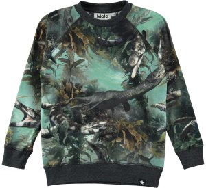 Romeo Jumper - Lake Monsters-JUMPER-MOLO-128 - 8 yrs-jellyfishkids.com.cy