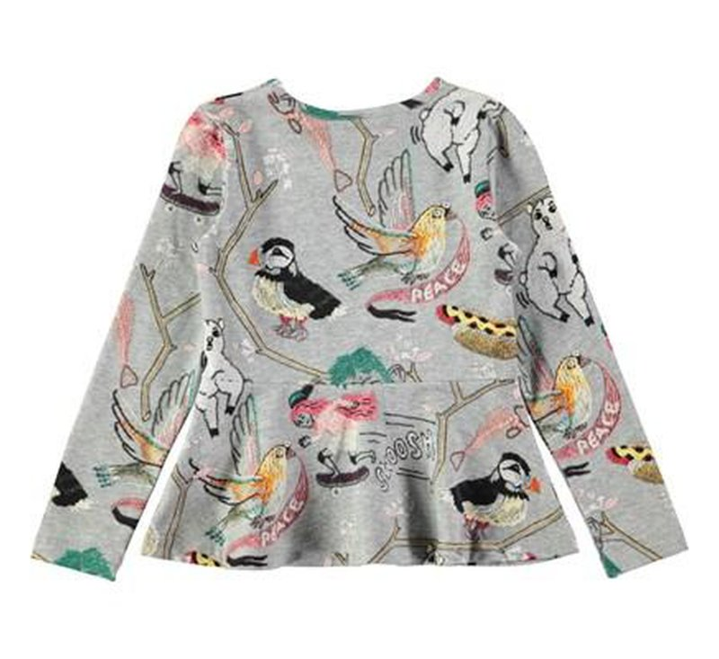 Rosalind Made by Hand-LONG SLEEVED TOP-MOLO-140 - 10 yrs-jellyfishkids.com.cy