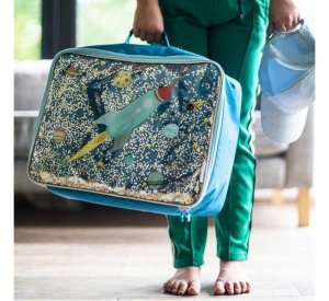 Suitcase Glitter - Space-Storage Bag-A Little Lovely Company-jellyfishkids.com.cy