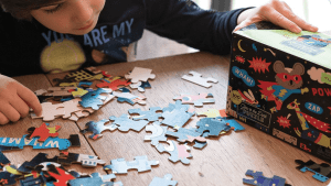 Puzzles & Learning Games