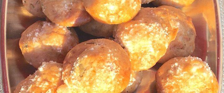 Bouchées apéritives tomates-olives-feta