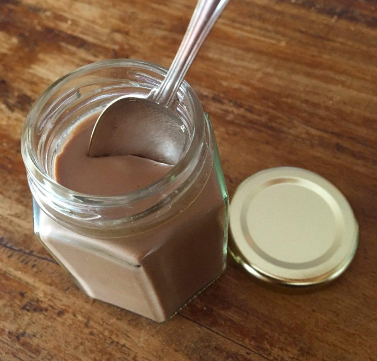 """Crème au chocolat façon """"Danette"""""""