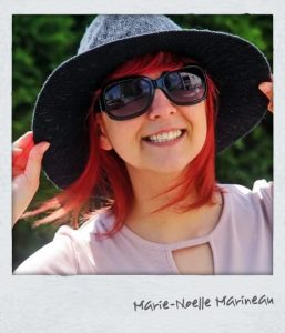 Marie-Noelle Marineau, collaboratrice Je Materne