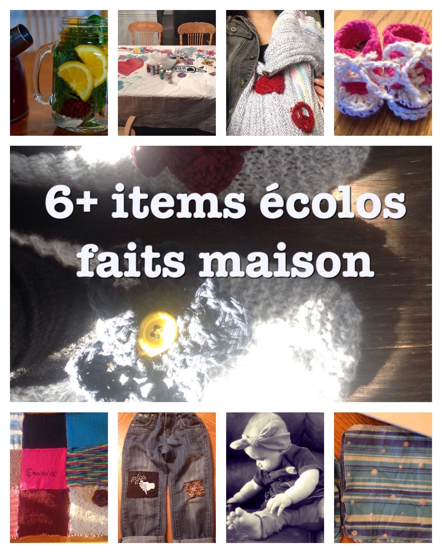 6+ items écolos faits maison, pour soi-même ou cadeaux, Blog Bonheur, zen, famille alternative   Marie-Eve Boudreault, auteure image
