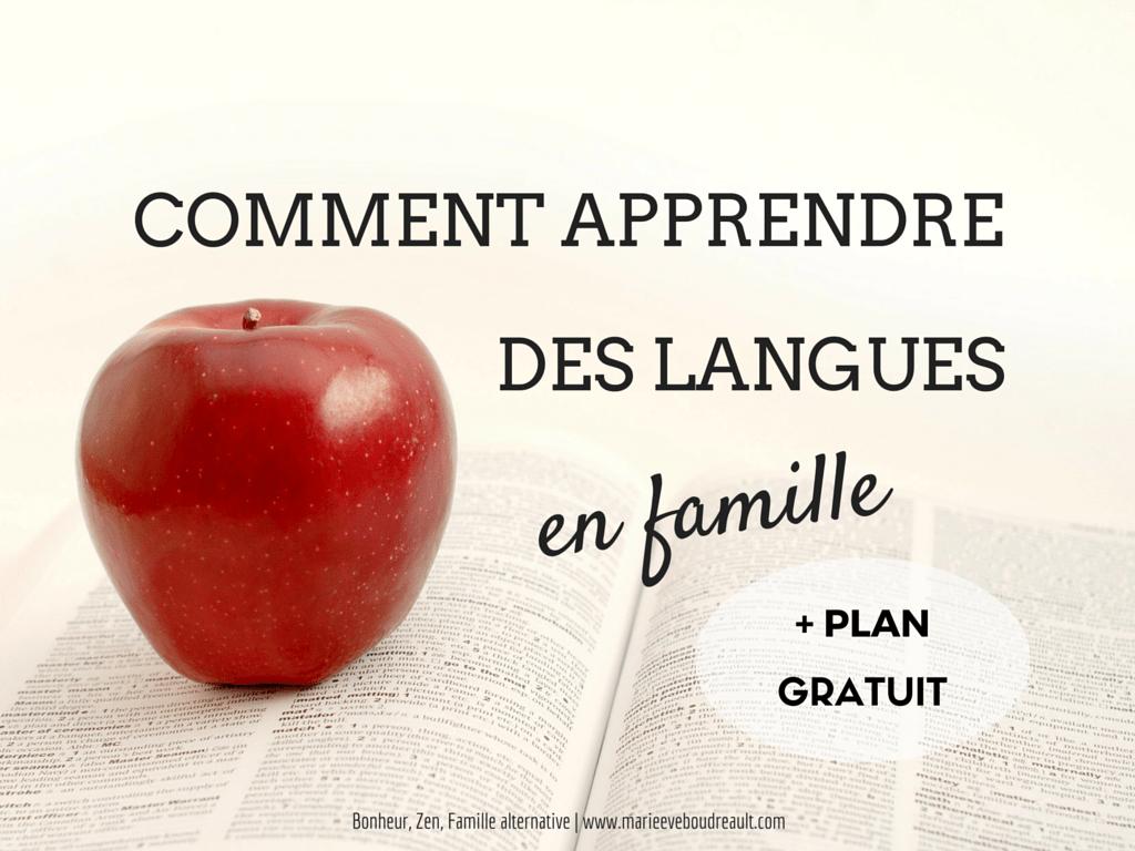 """Comment apprendre des langues en famille, et tirage d'un livre pour enfant """"Country Store"""", Blog Marie-Eve Boudreault, auteure"""