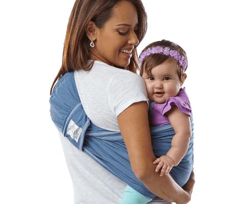ff508a7851f Nous avons testé  Le génial porte-bébé Baby K tan (concours!