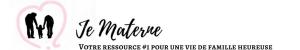 Je Materne - Votre ressource #1 pour une vie de famille heureuse - Parentalité de proximité, blogue québécois, blogue pour mamans, référence parentale, allaitement, maternage, portage, cododo, bonheur en famille