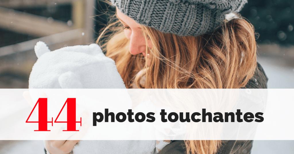 44 photos touchantes de mamans maternantes