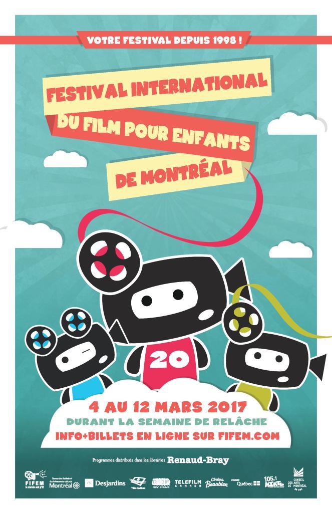 Festival international du film pour enfants de Montréal, FIFEM : Et si vous y alliez pour la relâche?