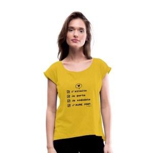 j'allaite je porte je cododote j'aime fort maternage vêtement t-shirt camisole robe maman je materne