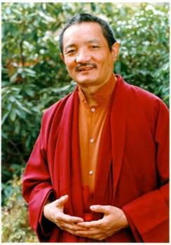 Le lama Tulku Thondup Rinpoche