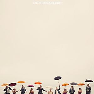 Mariage sous la pluie image