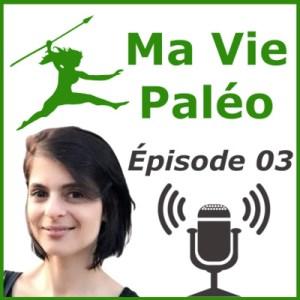 Podcast paléo Carine Lanoix