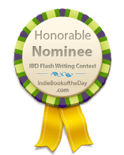 IBD Flash writing nominee