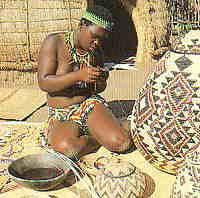 zulu baskets