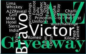 Bravo Victor Giveaway badge