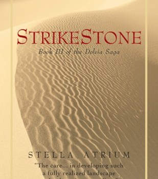 Book Review: StrikeStone by Stella Atrium