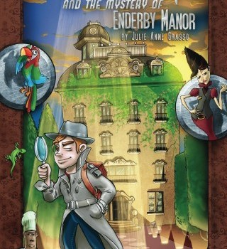 Book Review: Frankie Dupont And The Mystery Of Enderby Manor