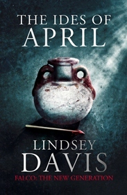 Book Review: The Ides of April by Lindsey Davis